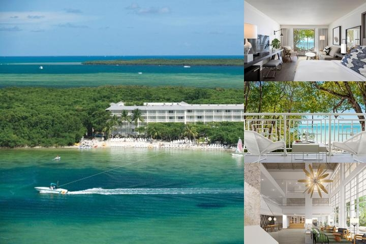 Hilton Key Largo Resort photo collage