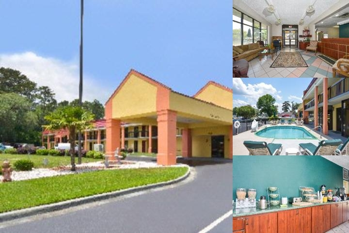 Americas Best Value Inn Hinesville photo collage
