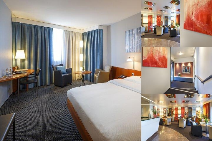 Hotel Metropol Basel photo collage