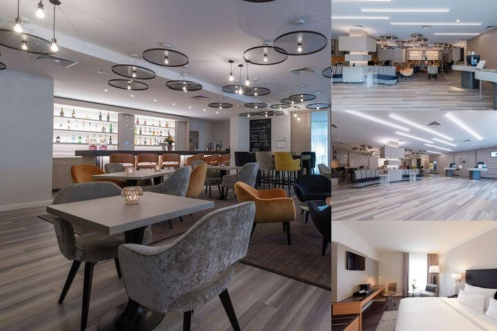 Mercure Hotel Hannover Oldenburger Allee photo collage