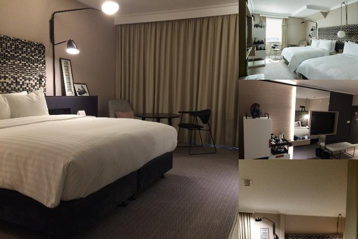 London Marriott Hotel Maida Vale photo collage