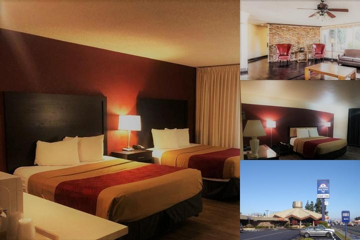 Red Roof Inn Fresno Yosemite Gateway photo collage