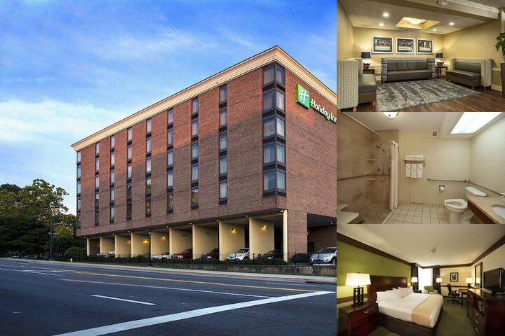 Holiday Inn Athens University Area photo collage