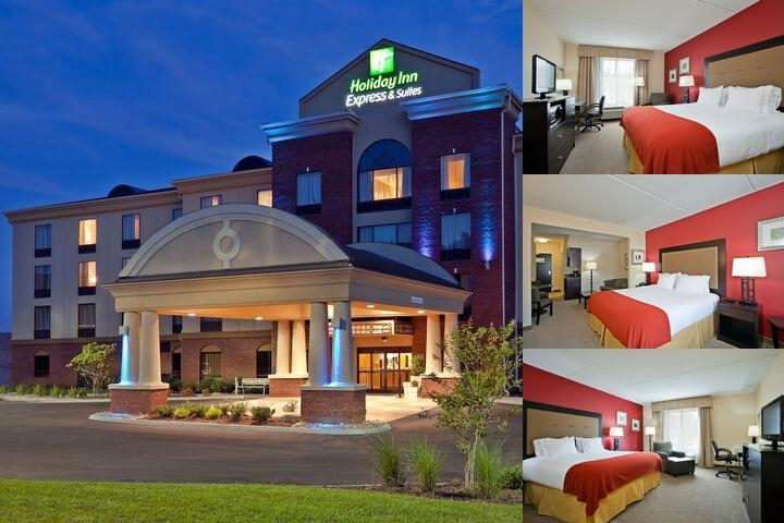 Holiday Inn Express Kodak / Sevierville photo collage
