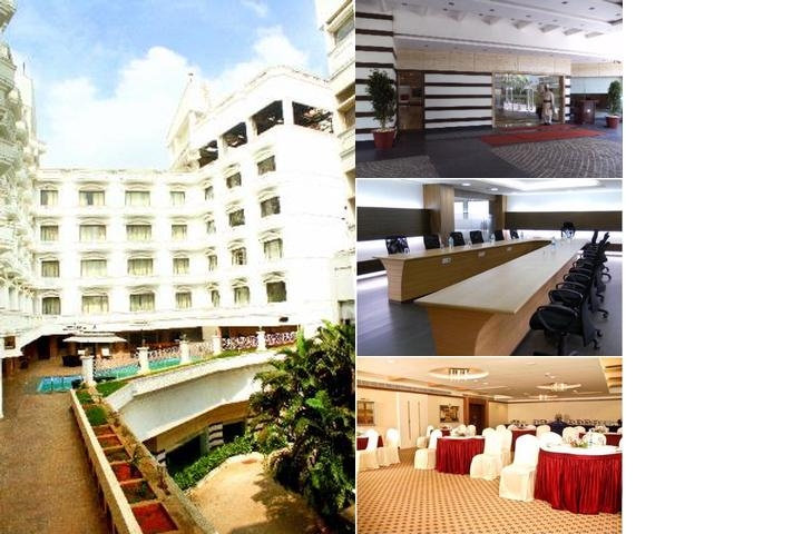 The Aruna Chennai photo collage