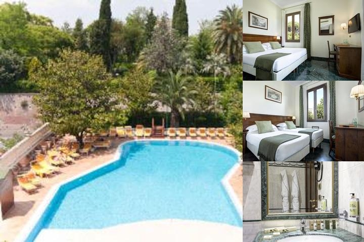 Grand Hotel Gianicolo photo collage