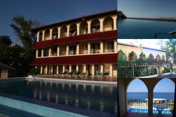 Mirage Resort photo collage