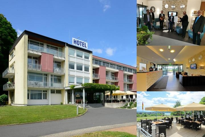 Hotel Haus Oberwinter photo collage