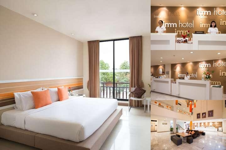 Imm Hotel Thaphae Chiang Mai photo collage