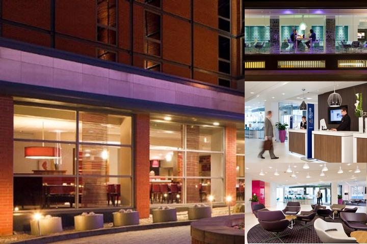 Novotel Leeds City Centre photo collage
