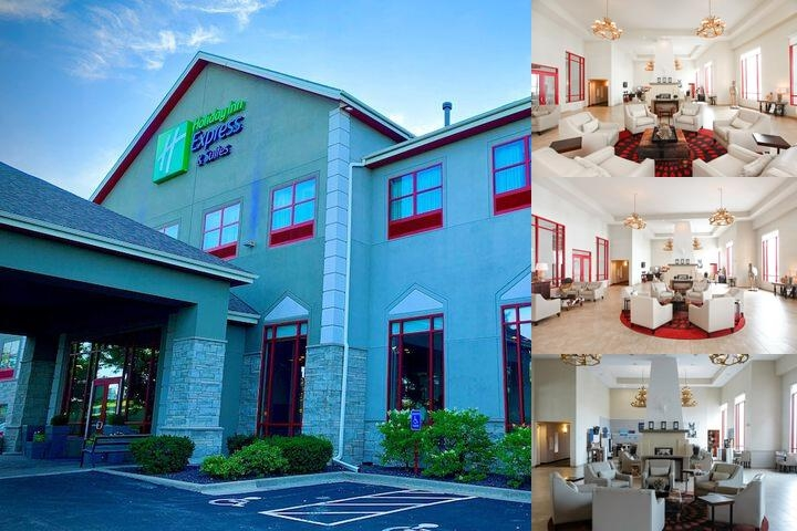 Holiday Inn Express & Suites Olathe North photo collage