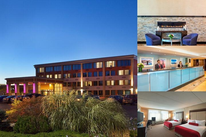 Crowne Plaza Boston Woburn photo collage