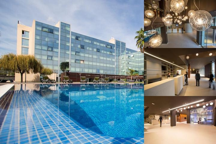 Hotel Sb Bcn Events photo collage
