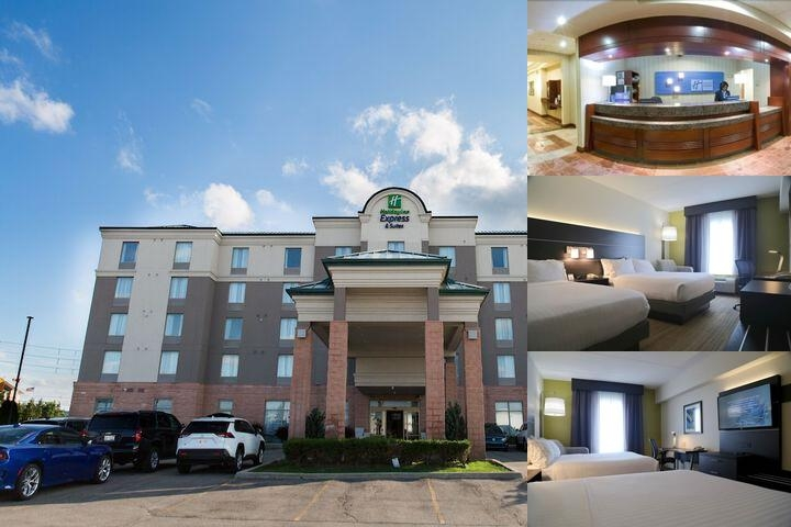 Holiday Inn Express & Suites Brampton photo collage