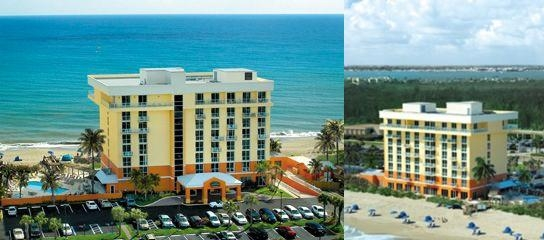 Courtyard by Marriott Hutchinson Island photo collage