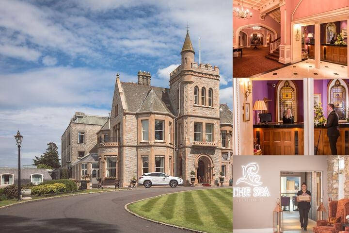 Culloden Estate & Spa photo collage