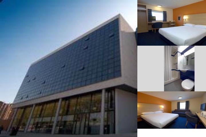 Travelodge Liverpool Central photo collage