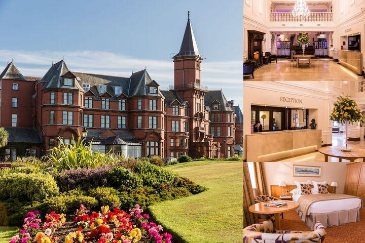 Slieve Donard Resort & Spa photo collage