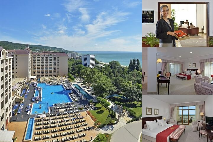 Melia Grand Hermitage photo collage