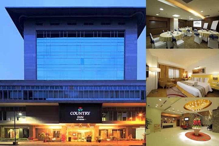 Country Inn by Carlson Delhi Saket photo collage