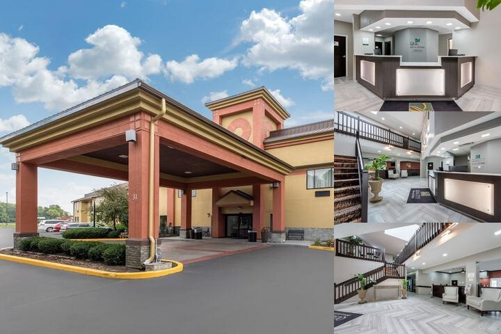 Quality Inn & Suites Brownsburg photo collage