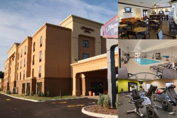 Hampton Inn Rochester Irondequoit photo collage