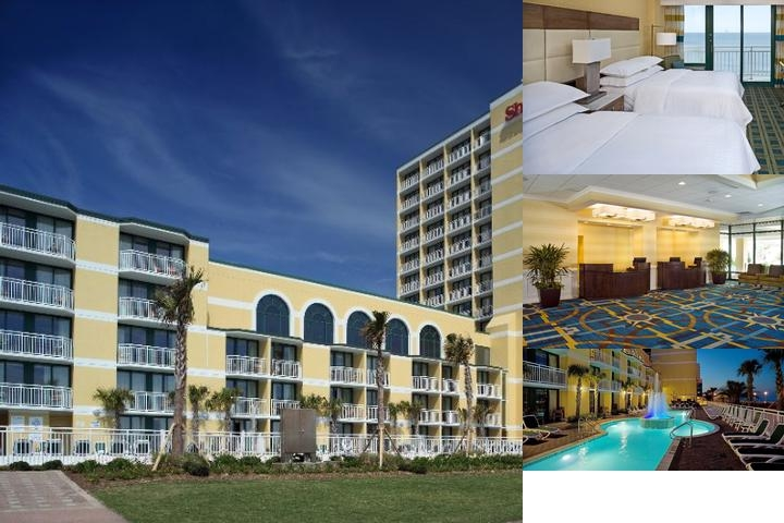 Sheraton Virginia Beach photo collage