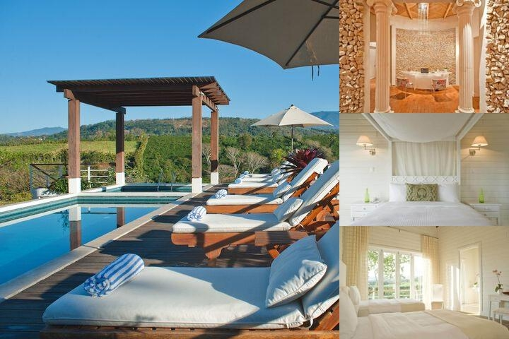 Asclepios Wellness & Spa photo collage