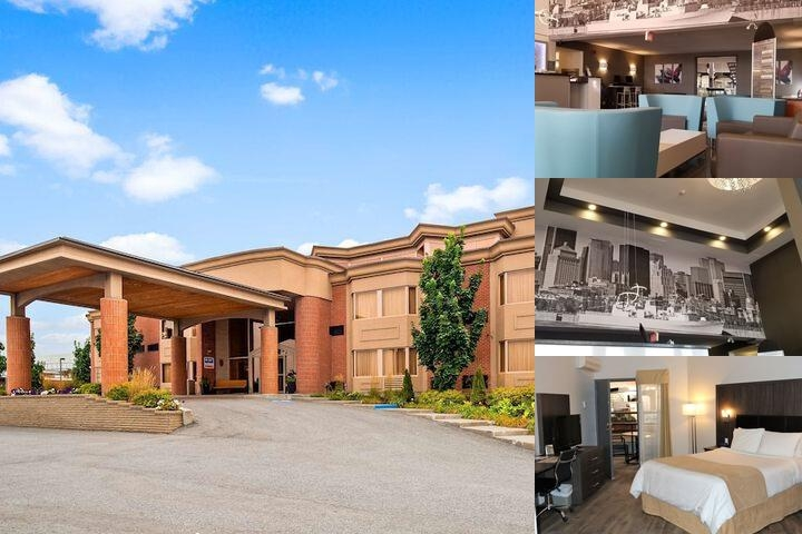Best Western Laval Montreal photo collage