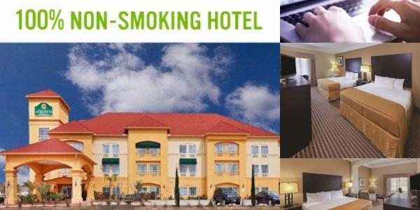 La Quinta Inn & Suites Livingston Tx photo collage