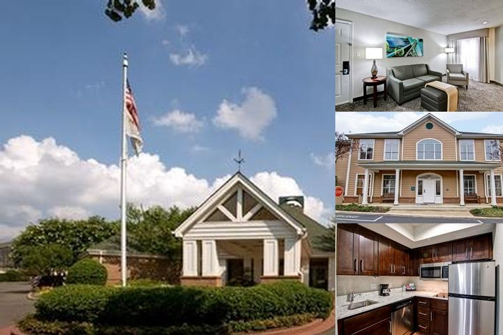 Homewood Suites by Hilton Memphis East photo collage