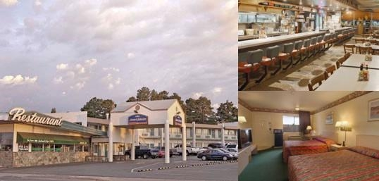 Howard Johnson Inn Flagstaff photo collage