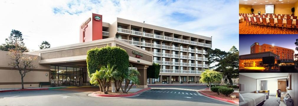 Courtyard by Marriott Oxnard Ventura photo collage