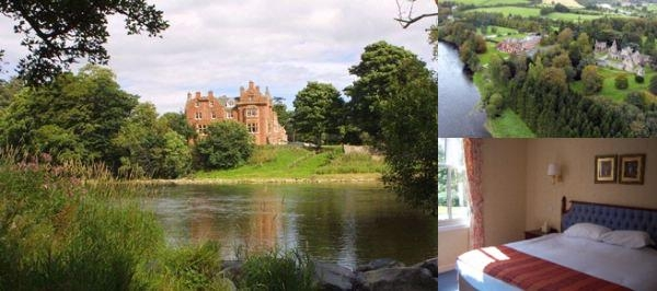 Dryburgh Abbey Hotel photo collage