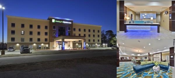 Holiday Inn Express & Suites Forrest City photo collage