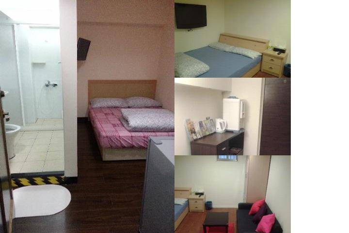 Have Fun Suite & Budget Hostel photo collage