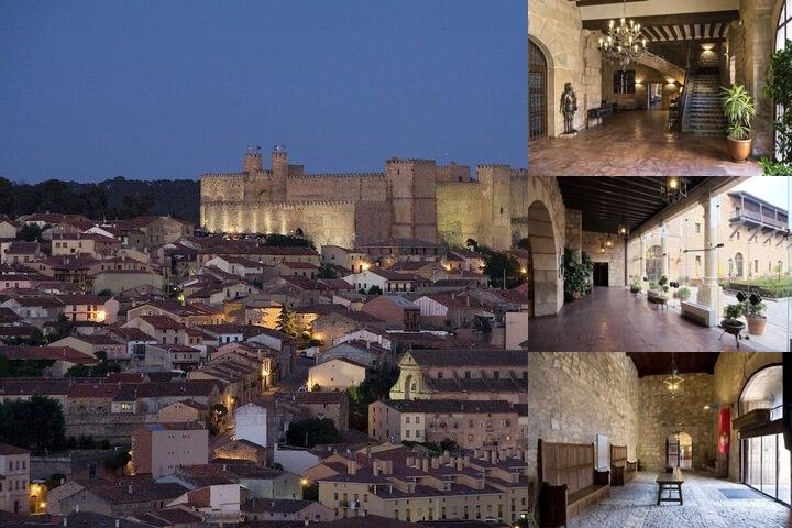 Parador De Siguenza photo collage