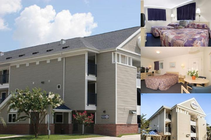 Suburban Extended Stay Lakeland photo collage