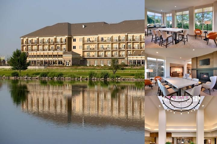 Hilton Garden Inn Idaho Falls photo collage