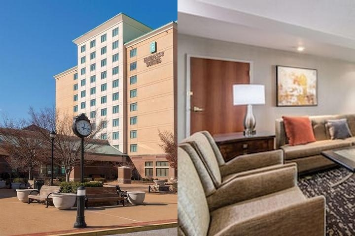 Embassy Suites St. Louis St. Charles / Hotel & Spa photo collage