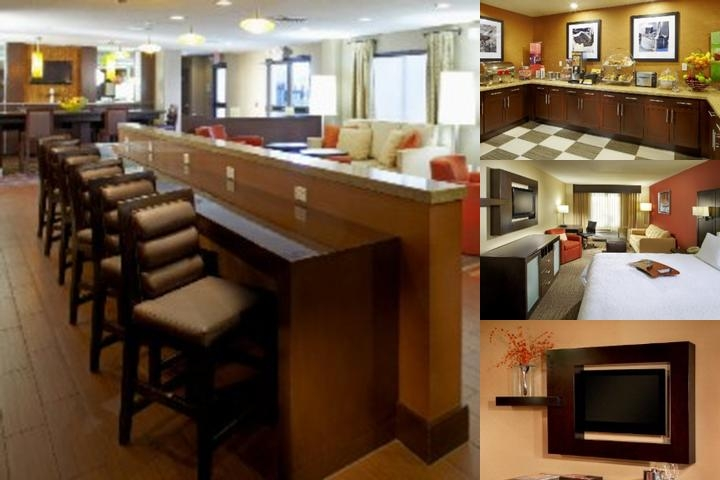 Hampton Inn Phoenix Biltmore photo collage