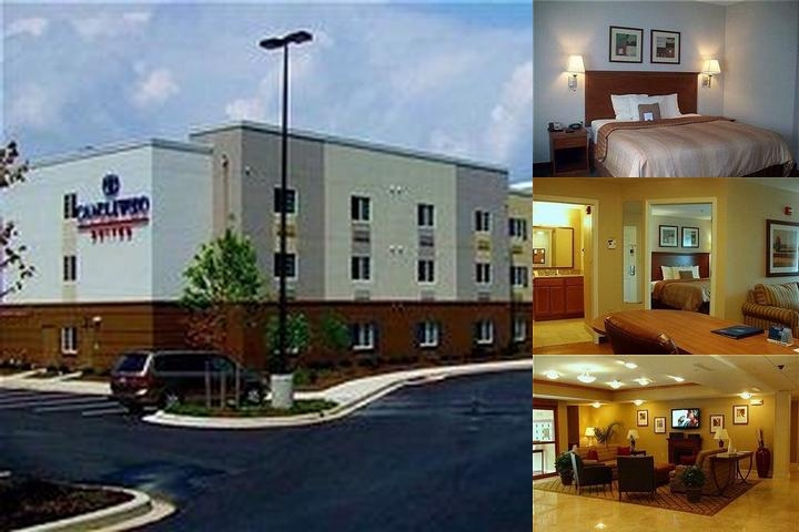 Candlewood Suites Bel Air photo collage