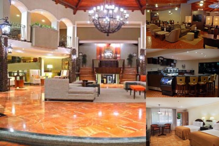 Doubletree by Hilton Cariari San Jose Costa Rica photo collage