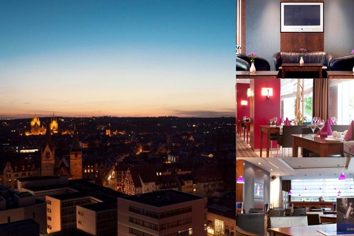 Radisson Blu Hotel Erfurt photo collage