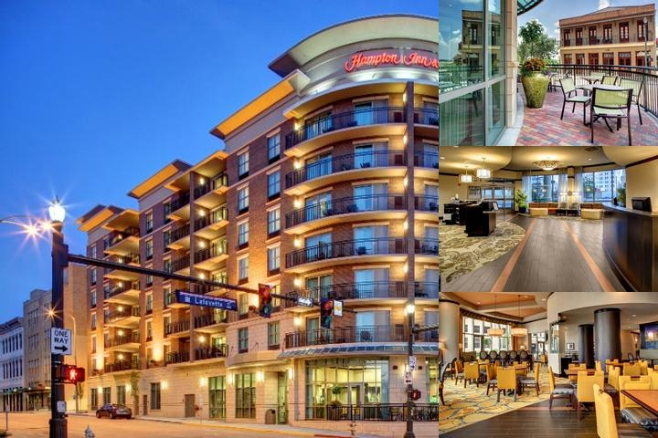 Hampton Inn & Suites Baton Rouge Downtown photo collage
