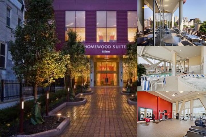 Homewood Suites by Hilton University City photo collage