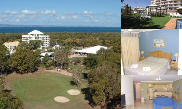 Fairways Golf & Beach Retreat photo collage