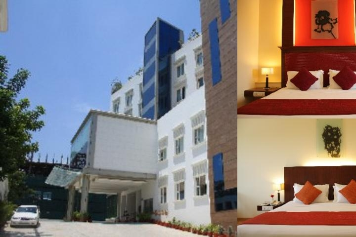 Hotel Atithi photo collage