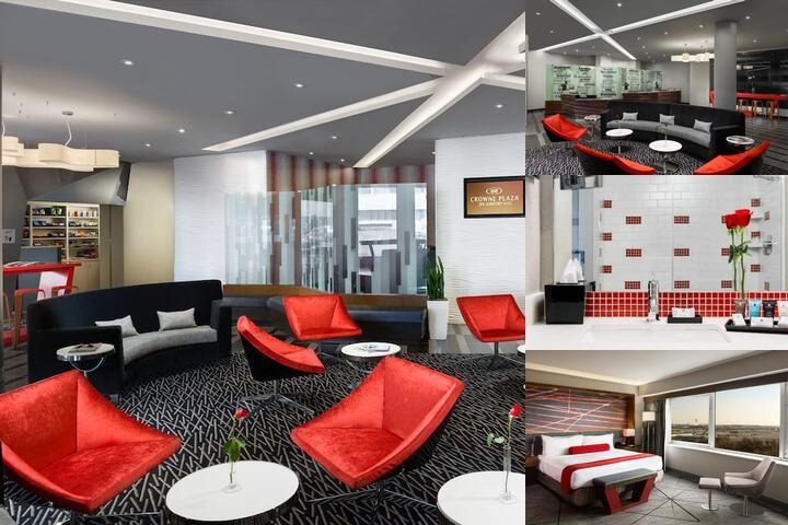 Crowne Plaza Jfk Airport New York City photo collage