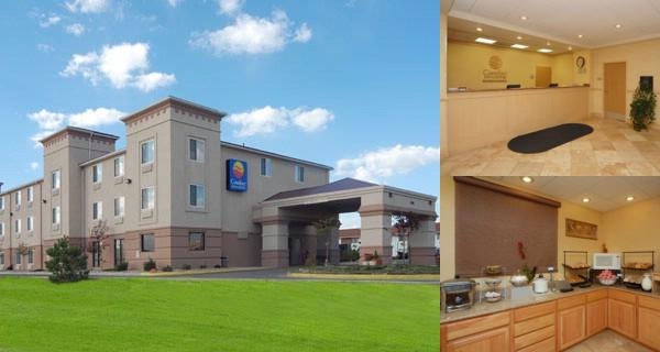 Comfort Inn Rawlins photo collage